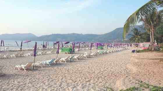 Пхукет. Пляж Патонг