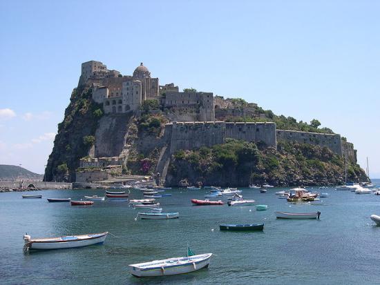 Арагонский замок – Иския