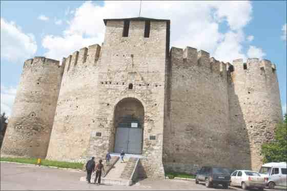 Молдова. Сорокская крепость