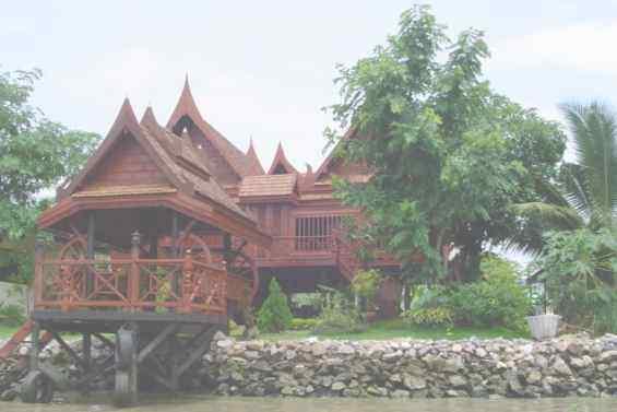 Таиланд. Тайский домик