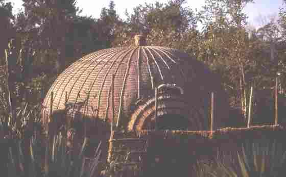 Жилой дом в стране Свазиленд