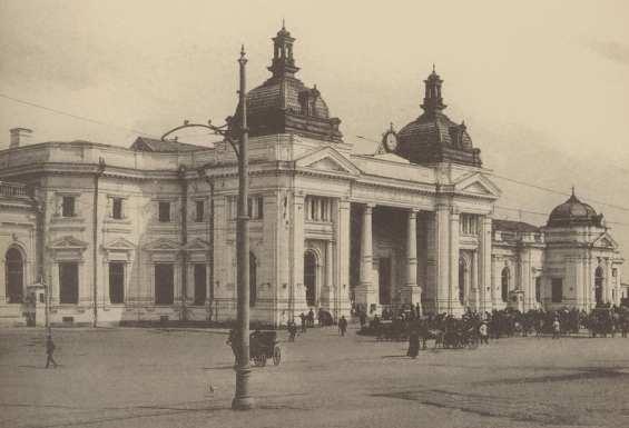 7 московских вокзалов с историей.