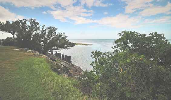 Остров Ки-Уэст. Живописное побережье