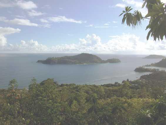 Живописные Сейшельские острова