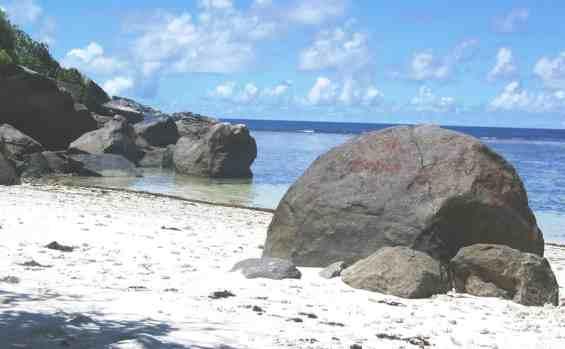 Сейшелы. Гранитные острова и белоснежный пляж