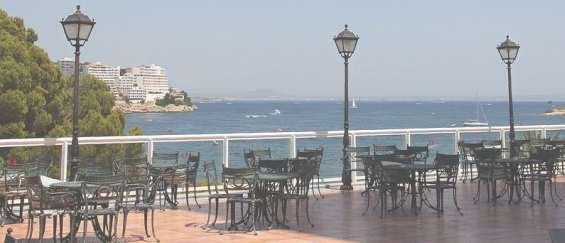Испания. Курорт Магалуф