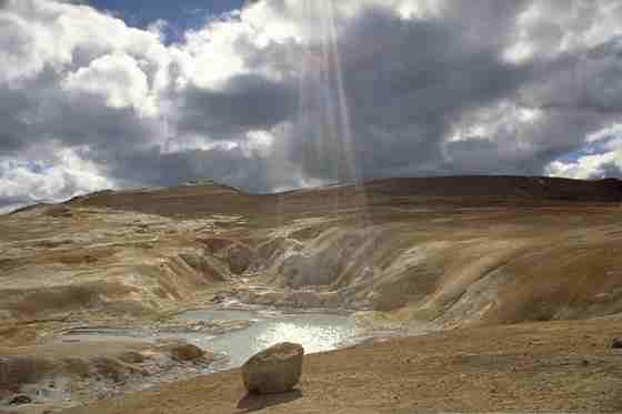 Исландия.Красивейший пейзаж