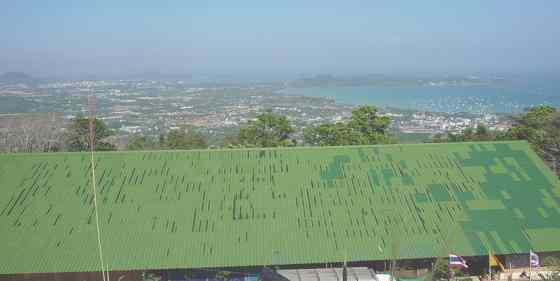 Панорама курортного города Пхукет