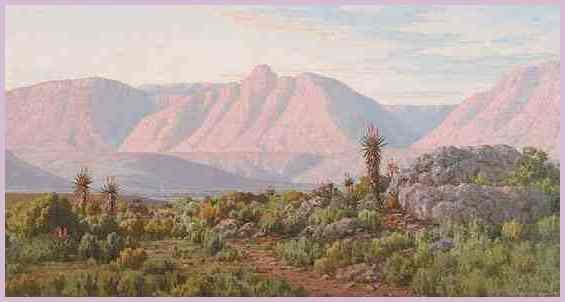 ЮАР. Оазис естественной красоты