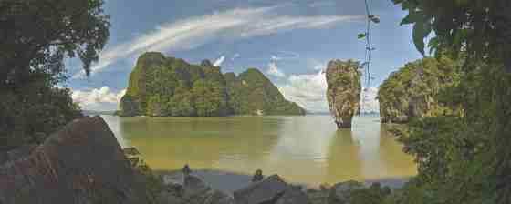 Оригинальный вид острова Тапу