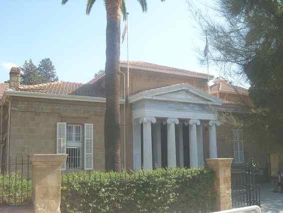 Музей на острове Кипр