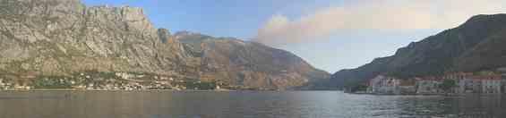 Черногория. Панорама