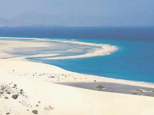 Пляж на Канарах