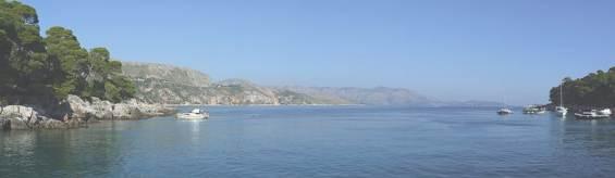 Хорватия. Адриатическое море