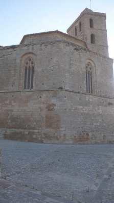Кафедральный собор на острове Ибица