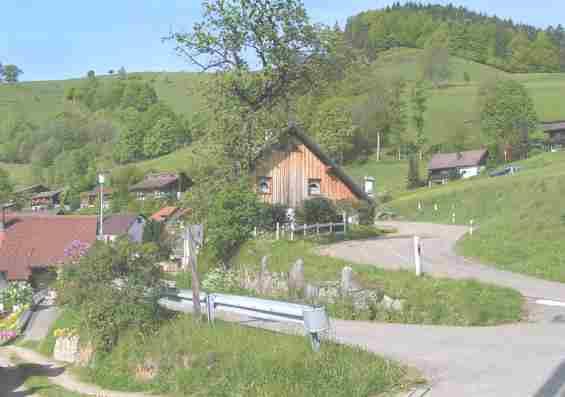 Шварцвальд летом. Германия