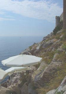 Адриатическое море. Побережье г.Дубровник. Хорватия