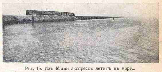 Мост Майами XIX век