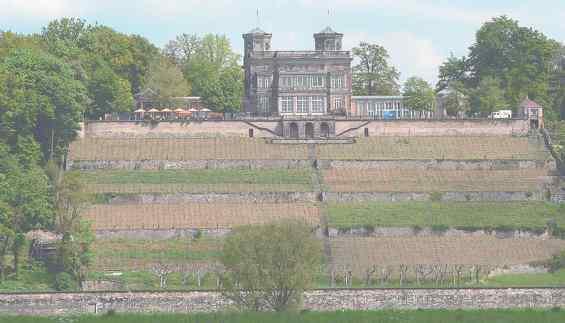 Замок Лингнера. Дрезден