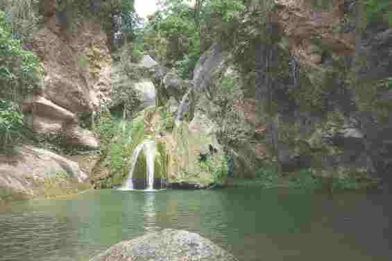Каталония. Озеро