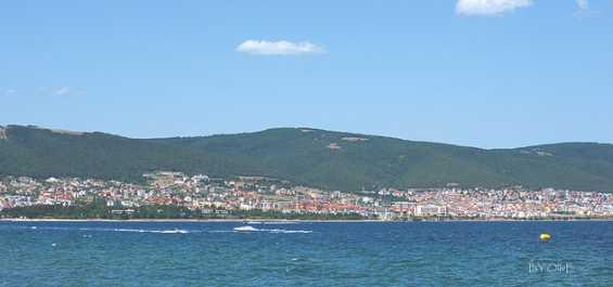 Болгария. Курорт Солнечный берег