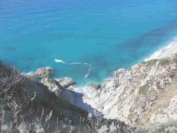 Италия. Тирренское море