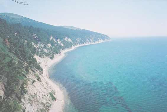 Побережье Тирренского моря