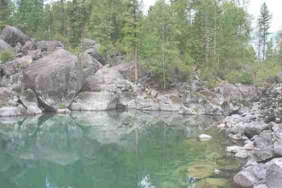 Телецкое озеро. Живописный уголок