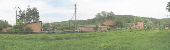Частный сектор Хадыженск