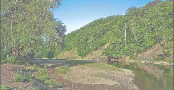 Река в окрестностях курорта Хадыженск