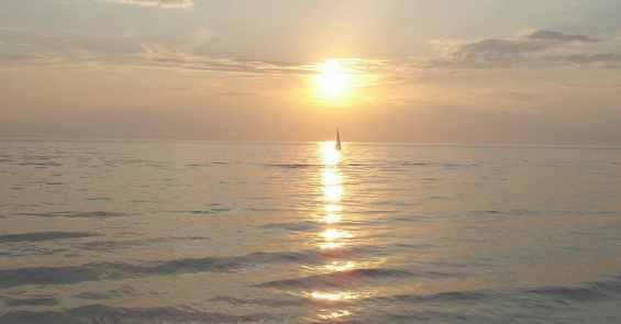 Белое море. Время белых ночей