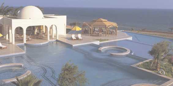 Курорт Сахл Хашиш. Роскошный отель