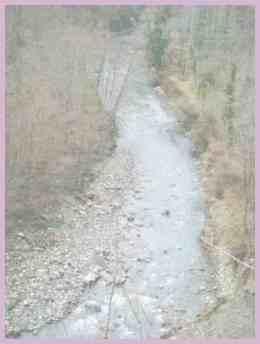 Горная река Мацеста
