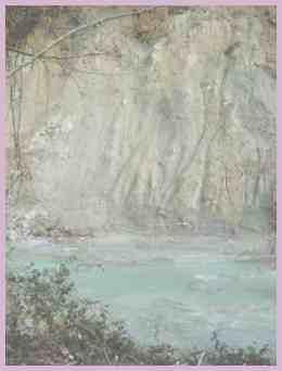 Живописная река Мацеста