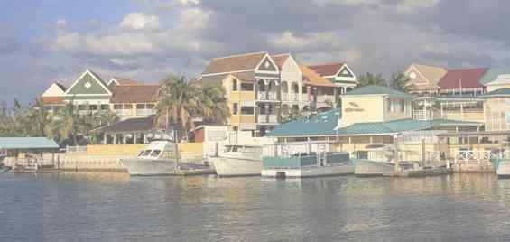 Побережье Багамских островов