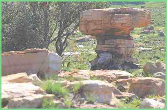Уникальные древние доломиты в окрестностях Рейтона