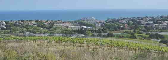 Побережье Коста дель Марсеме. Каталония