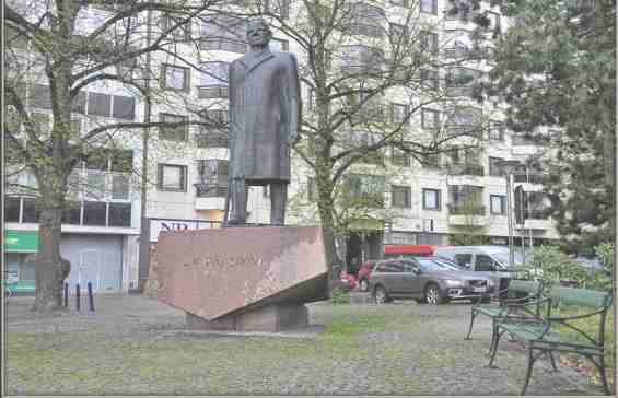 Памятник -- достопримечательность Лахти