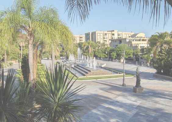 Достопримечательность Марбелья -- парк
