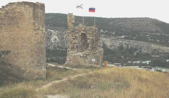 Крепость Каламита. Инкерман