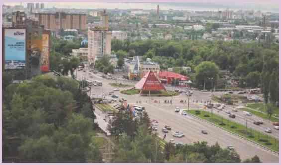 Северный микрорайон -- часть Коминтерновского района Воронежа
