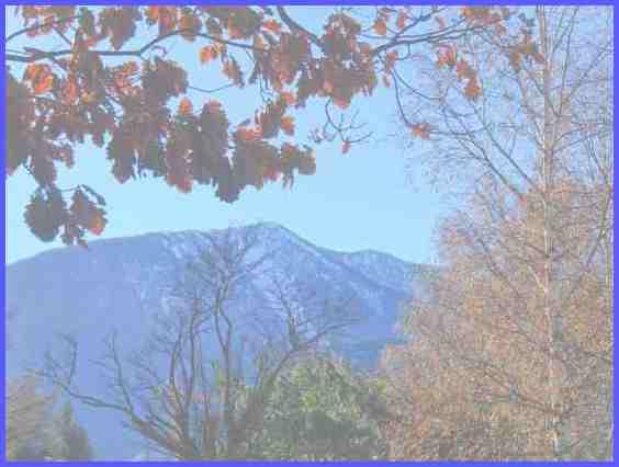 Княжество Андорра. Горы Пиренеи